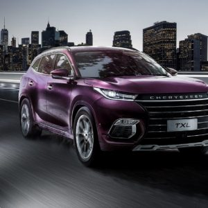 CHERYEXEED расширяет модельный ряд: он будет состоять из трёх автомобилей SUV-сегмента