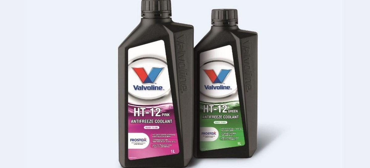 Valvoline представила охлаждающие жидкости HT-12 Green и Pink, созданные при помощи новейшей технологии