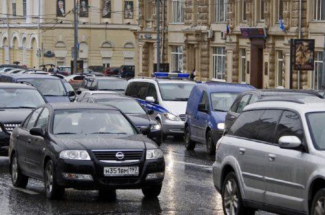 Эксперты подсчитали долю легковых автомобилей, произведенных в России