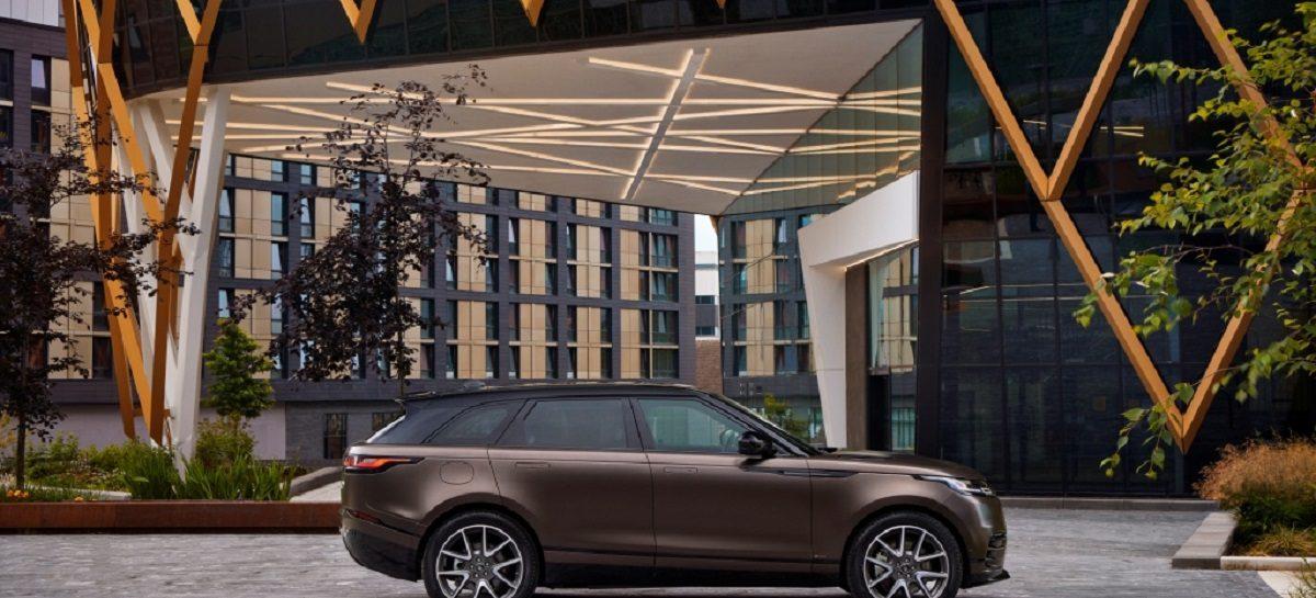 Открыт прием заказов на Range Rover Velar 22 модельного года