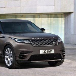 Range Rover Velar получил ряд обновлений и был дополнен ограниченной серией
