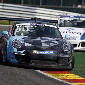 Суперкубок Porsche проведет в Спа-Франкоршаме свою 300-ю гонку