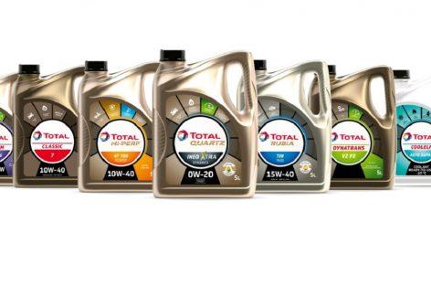 Моторные масла TotalEnergies признаны лучшими по версии премии «Автокомпонент года»