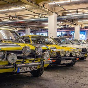 Не вставая с дивана: виртуальные экскурсии по выставке Opel Classic