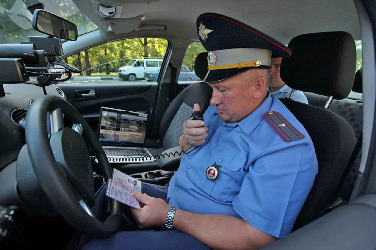 Водитель нарушил правила