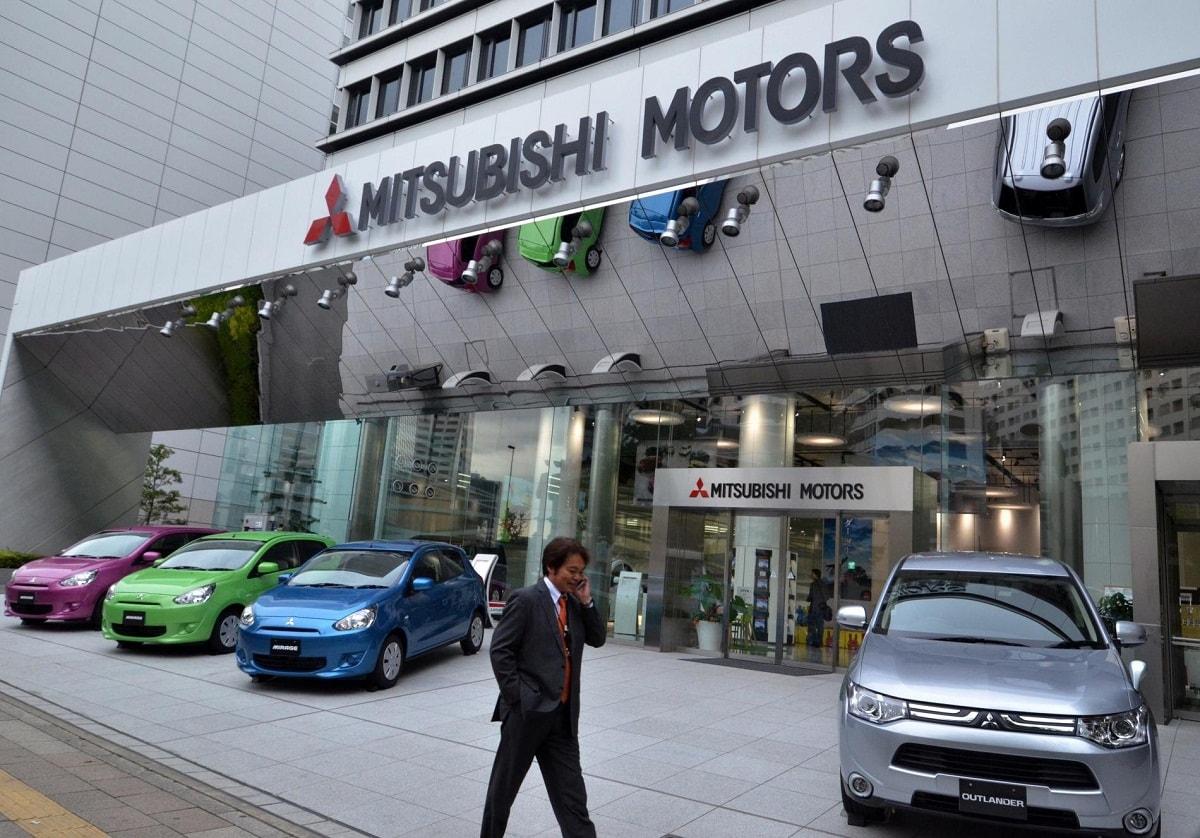 Завод Mitsubishi