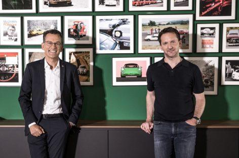 Porsche продает на аукционе эксклюзивный дизайнерский набросок в виде невзаимозаменяемого токена