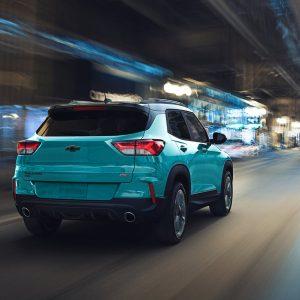 Chevrolet Россия объявляет о старте продаж нового Trailblazer