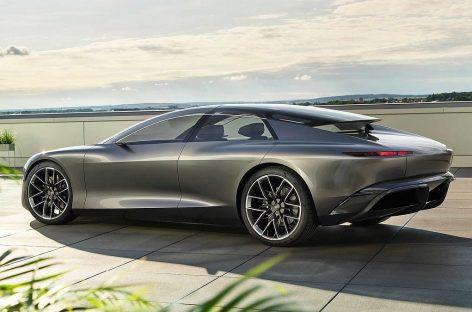Audi Grandsphere: в будущее первым классом