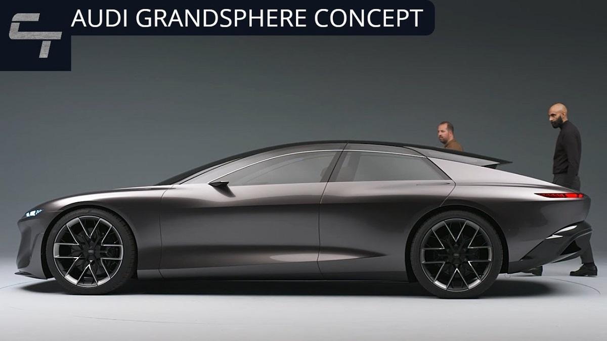 Audi Grandsphere внешний вид