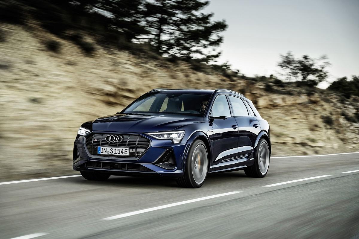 Audi e-tron S и Audi e-tron S Sportback (1)