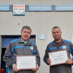 Представитель сети Бош Авто Сервис получил звание «Лучшего механика»
