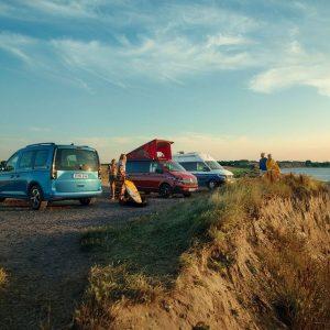 Volkswagen Коммерческие автомобили представляет расширенное семейство California