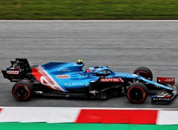 Castrol поддержит команду Alpine F1 Team на этапе Формулы-1 в Сочи