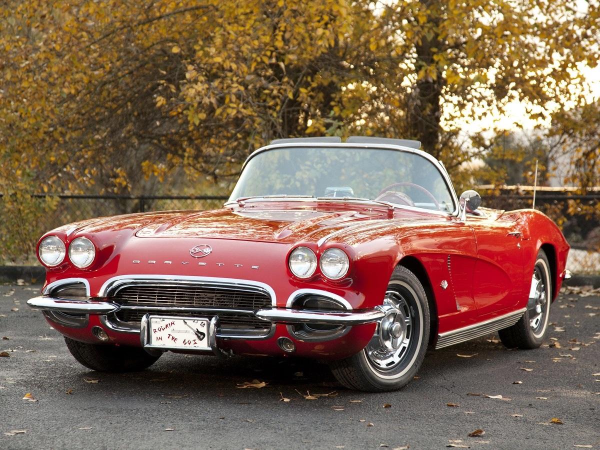 Chevrolet Corvette 1962 года выпуска