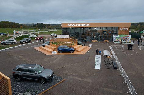 Škoda Adventure Experience – 2021 года