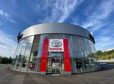 Расширяя присутствие в Татарстане: новый официальный дилер Тойота открыт в Казани