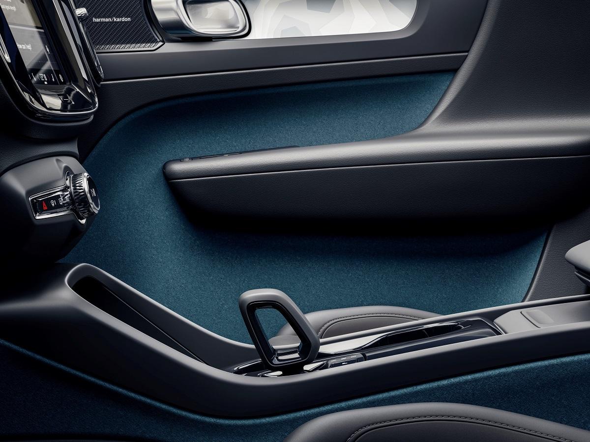 Электромобили Volvo без использования кожи
