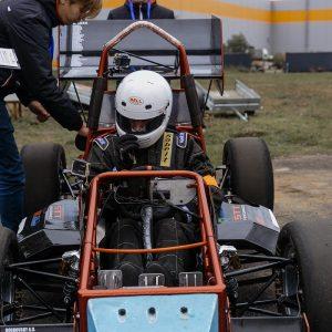 В Подмосковье прошли соревнования «Формула Студент Россия 2021»