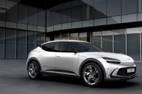 Genesis представляет новые способы взаимодействия с автомобилем с помощью биометрических данных