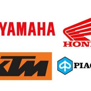 Honda, KTM, Piaggio и Yamaha подписали соглашение о создании консорциума по сменным аккумуляторным батареям для электрических мотоциклов