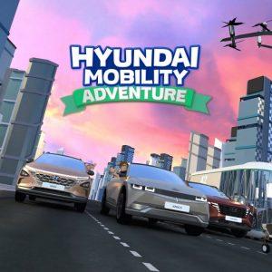 Hyundai разворачивает виртуальную площадку мобильности будущего