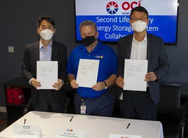 Hyundai, OCI Solar Power и CPS Energy ведут переговоры об испытаниях инновационной системы хранения электроэнергии