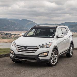 Hyundai Santa Fe – самый угоняемый автомобиль в России за 8 месяцев 2021 года