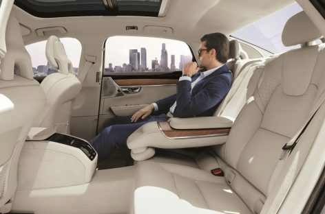 Volvo и The Future Laboratory исследуют будущее премиальных материалов