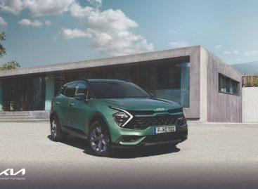 Состоялась премьера европейской версии нового Kia Sportage
