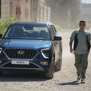 """Кроссоверы Hyundai станут героями нового шоу """"Фактор страха"""" на телеканале НТВ"""