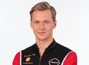 Команда Nissan e.dams объявляет Максимилиана Гюнтера новым пилотом Формулы E