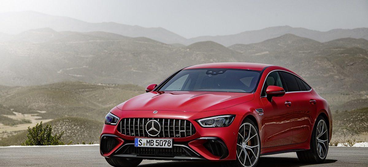 Мировая премьера первого гибрида Mercedes-AMG