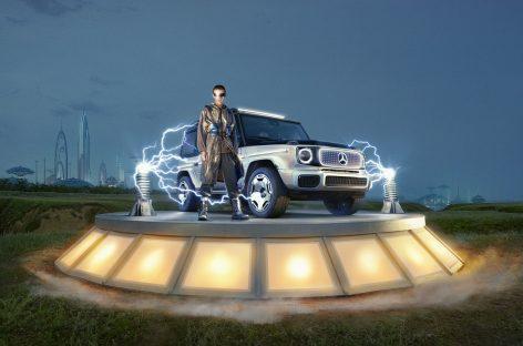 «Сильнее времени»: Mercedes-Benz G-Класс готов к эпохе электрических автомобилей