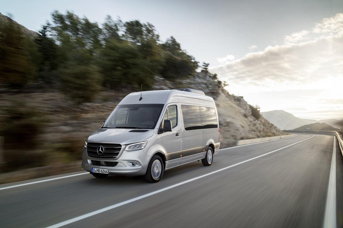 Mercedes-Benz Sprinter (3)