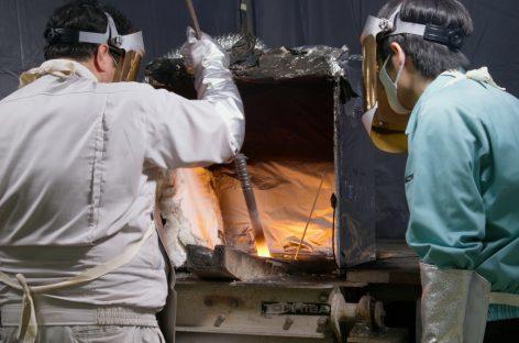 Nissan и японский Университет Васэда испытывают новый процесс утилизации двигателей