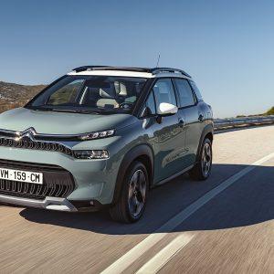 Новый Citroën C3 Aircross в салонах официальных дилеров