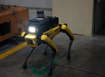 Hyundai представляет Factory Safety Service Robot – первый совместный проект с Boston Dynamics