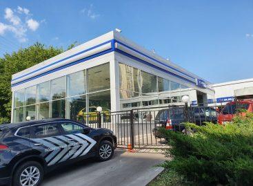 Обновление дилерских центров Subaru в России