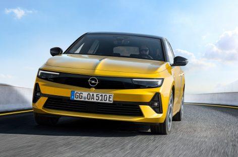 Взрыв эмоций: особый подход к разработке новой Opel Astra