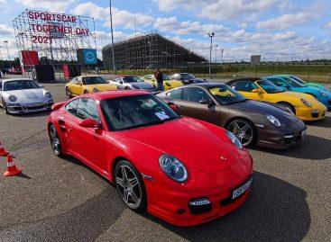 Porsche Sportscar Together Day – 2021: aвтоспорт — дело семейное