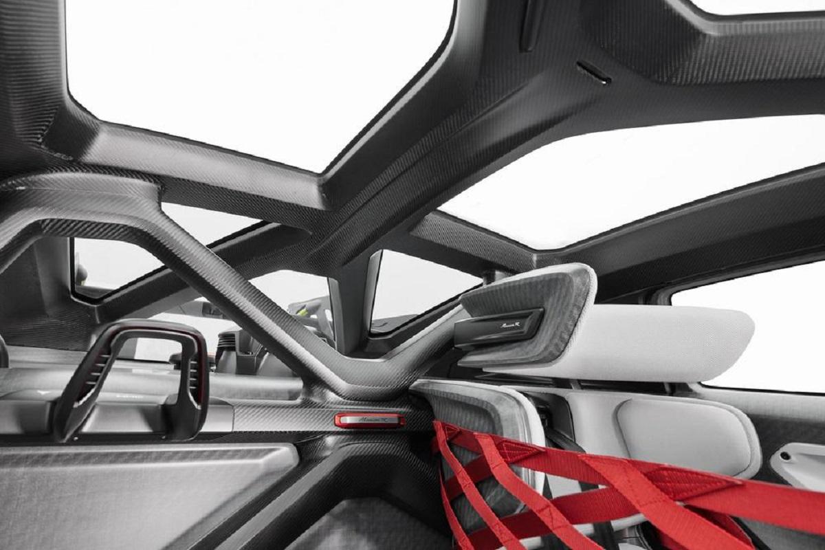 Porsche представляет концепт-кар Mission R (4)