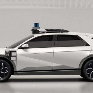 Hyundai Motor Group и Motional представляют роботакси IONIQ 5 нового поколения