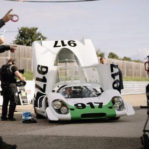 Фотоотчет: первая цифровая ночь звуков Porsche «Next Level» 2021 года