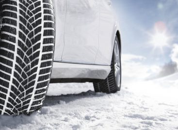 Goodyear представляет зимнюю новинку UltraGrip Performance+ SUV с увеличенным потенциалом пробега и улучшенным сцеплением