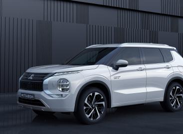 """Новый Mitsubishi Outlander PHEV получил награду """"Good Design Award"""" за дизайн автомобиля"""