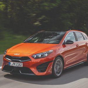 Обновленный Kia Ceed сертифицирован для российского рынка